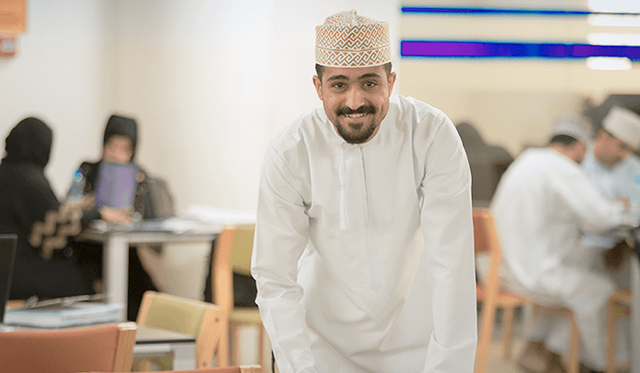 MSc in Information Technology from the best college in Oman