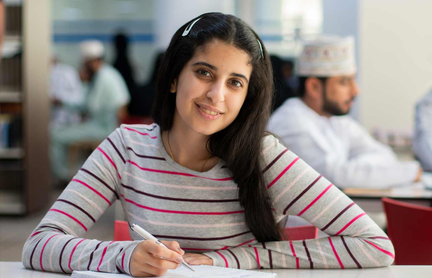 International Students Study in Oman