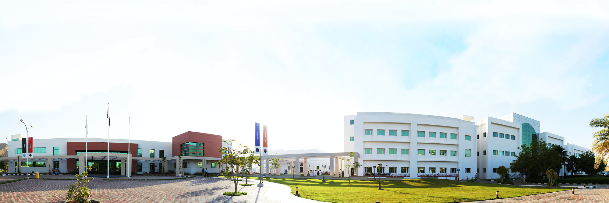 Middle East College the best college in Oman