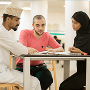 Diverse Academic programmes at Middle East College