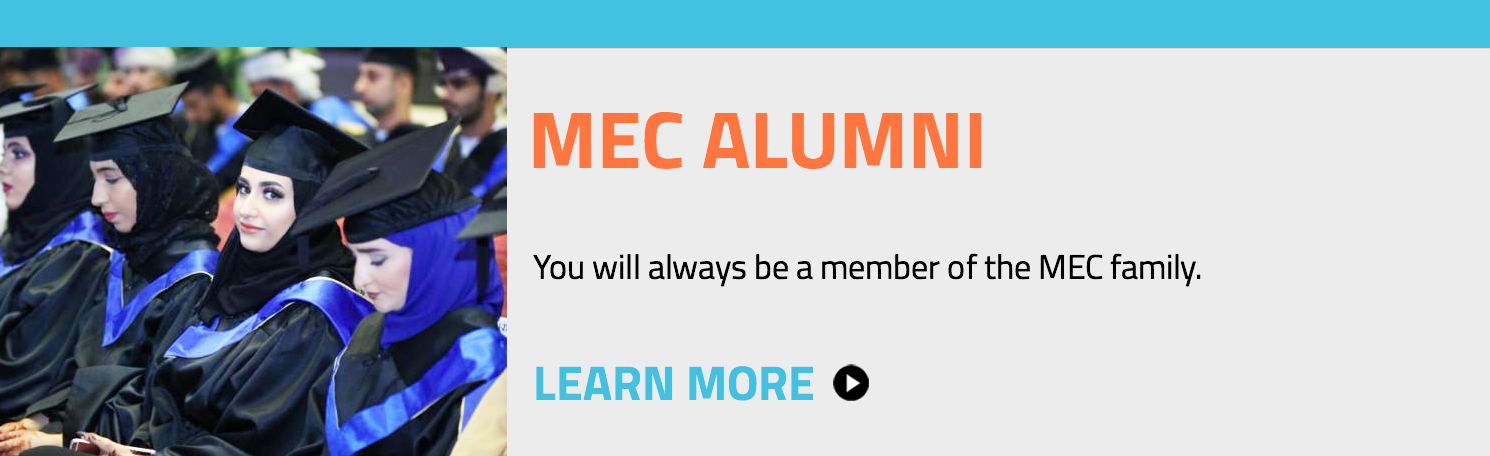 MEC, alumni, events
