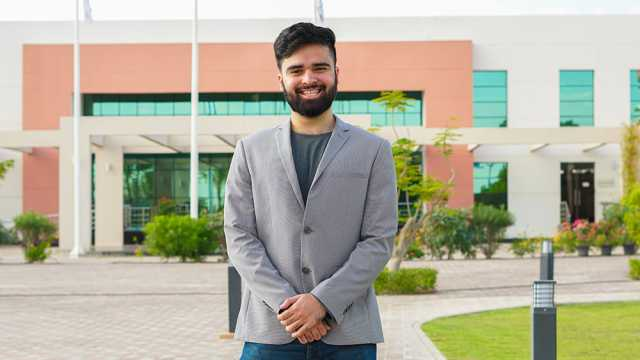 MEC Alumni wins the top spot in Tech Innovation competition held in UAE