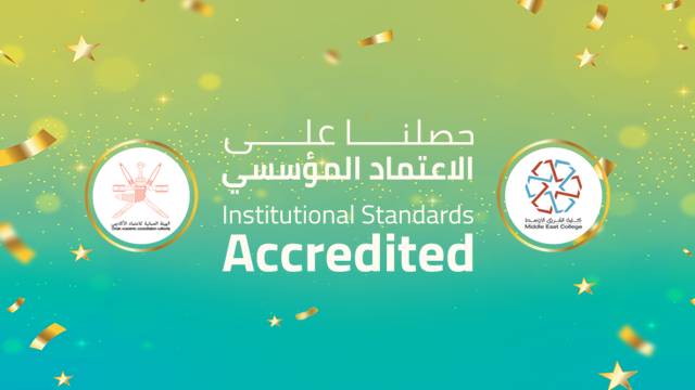 Middle East College (MEC) receives OAAA accreditation